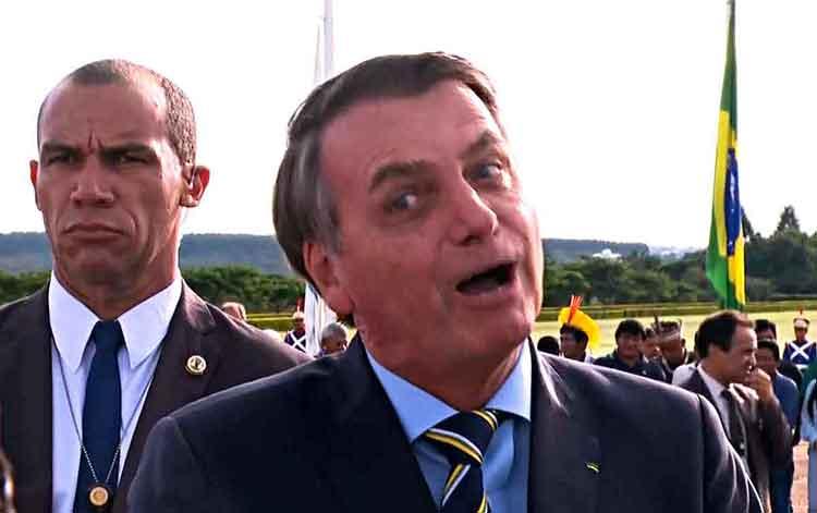 Brazil Episentrum Corona, Presidennya Malah Asyik Pawai Politik
