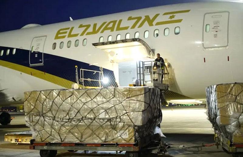 Israel Kirim Belasan Pesawat Besar ke Cina