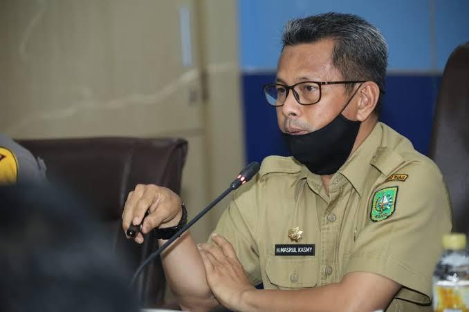 Masrul Kasmy Ditunjuk Sebagai Plh Sekdaprov Riau
