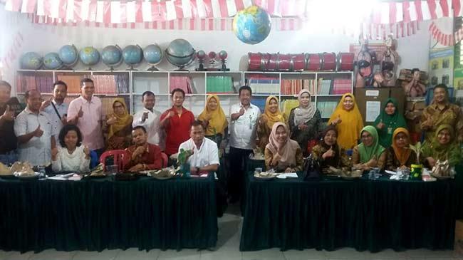 K3S Tampan Dukung Tryout Riau Pos Zaman Now
