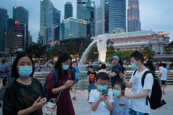 Melonjak Tinggi, Singapura Hadapi Masa Kritis
