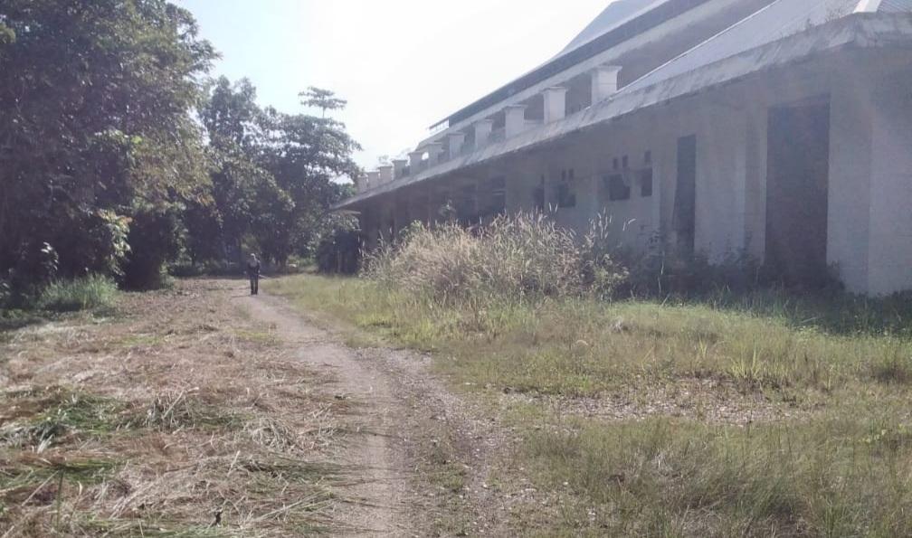 Tindaklanjuti Instruksi Bupati, Aset Daerah di Kuansing Mulai Dibenahi