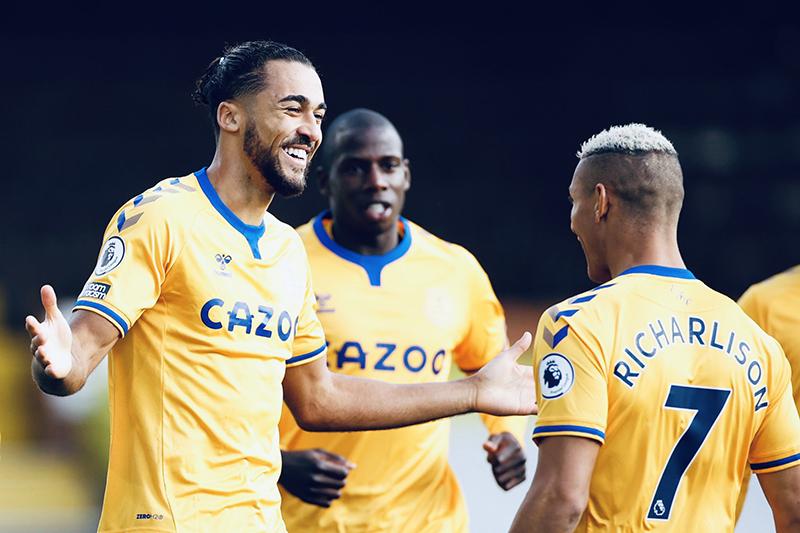 Everton Menang di Markas Fulham