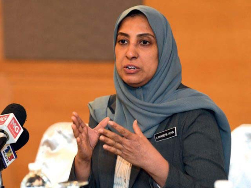 Kepala Lembaga Antirasuah Malaysia Mundur