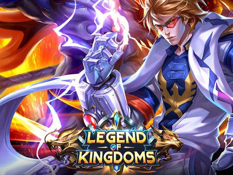 Game Baru MOBA, Legend of Kingdoms – The Nex Generation