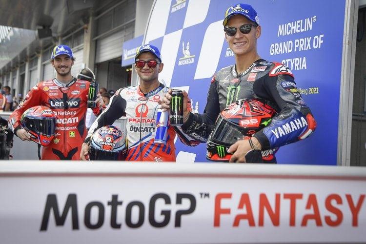 Hasil Lengkap Kualifikasi GP Sytria, Rossi Urutan 17