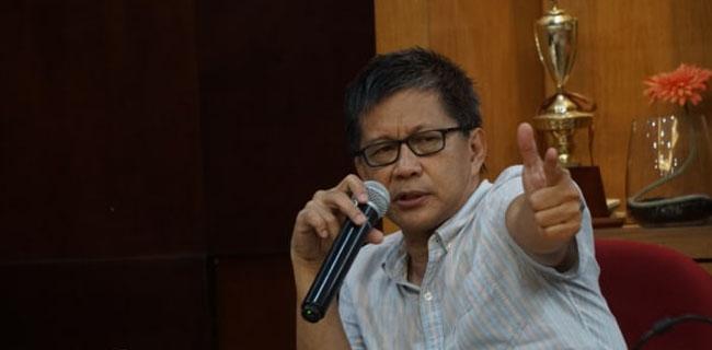 Rocky Gerung Mantap jadi Oposan Prabowo