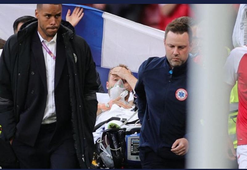 UEFA Konfirmasi Kondisi Eriksen Membaik