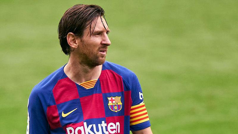 Melunak, Messi Tak Jadi ke City?