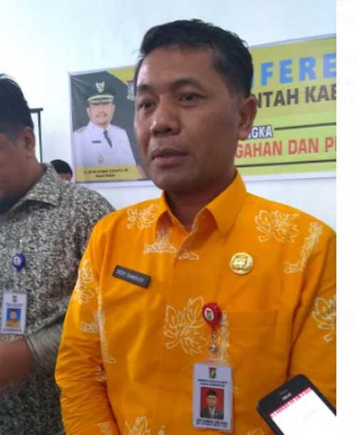 Empat Warga dari Negeri Jiran Terpapar Corona, Dinkes Kampar Jemput ke Bandara