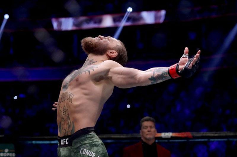 Presiden UFC yakin Pensiun Conor McGregor Belum Final