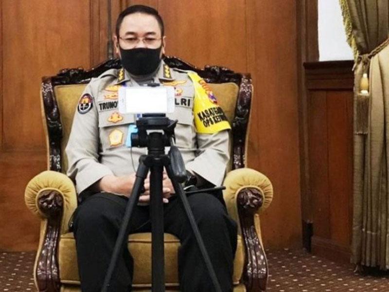 Polda Jatim Mediasi Insiden Satpol PP dan Pelanggar PSBB
