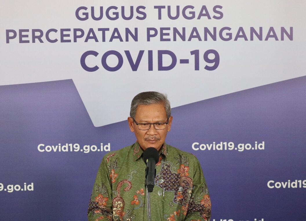 Tambah 1 Kasus Baru, Total Positif Covid-19 di Riau Sudah 95 Orang