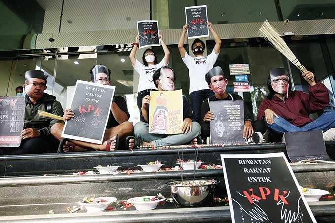 TWK Tak Bisa Jadi Penentu Penyingkiran Pegawai KPK