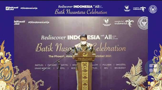 Accor Hotel Gelar Batik Nusantara Celebration