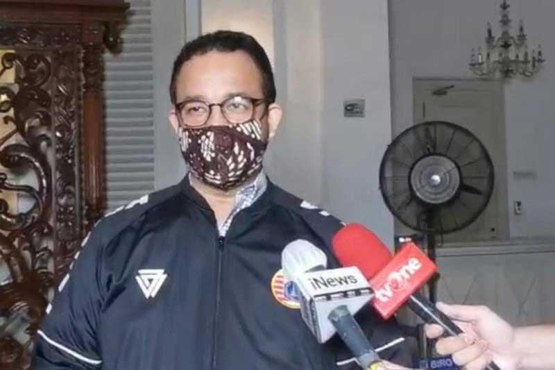 Anies Baswedan Sebut Kondisi Jakarta Makin Mengkhawatirkan