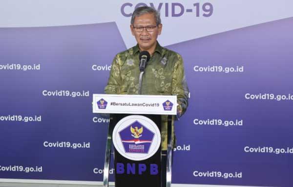 Nihil Kasus Baru, Sisa Kasus Positif di Riau 19 Orang