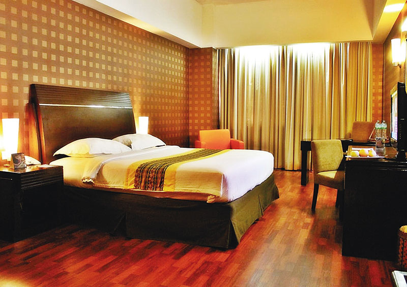 Bayar Sekarang, Bisa Menginap Kapan Saja di Hotel Grand Elite