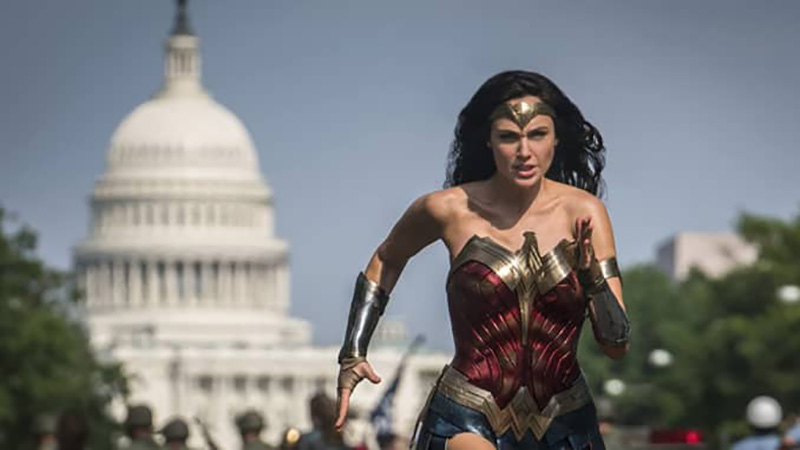 """Wonder Woman 1984"" Dirilis di Bioskop dan Platform Streaming"
