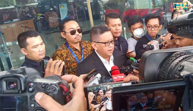 Alasan Tunjuk PAW Harun Masiku, KPK Cecar Sekjen PDIP 6 Jam