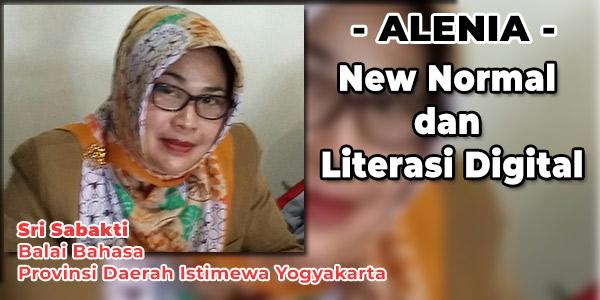 New Normal dan Literasi Digital
