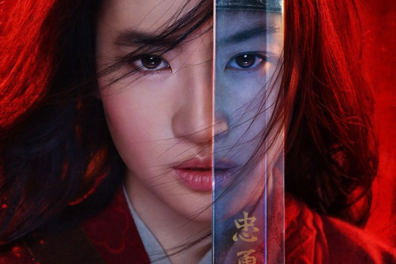 Luna Maya Yuki Kato Dan Dion Wiyoko Jadi Dubber Film Mulan
