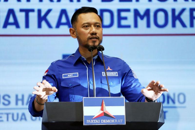 Kubu Moeldoko Sebut AHY Cacat jadi Ketum Demokrat