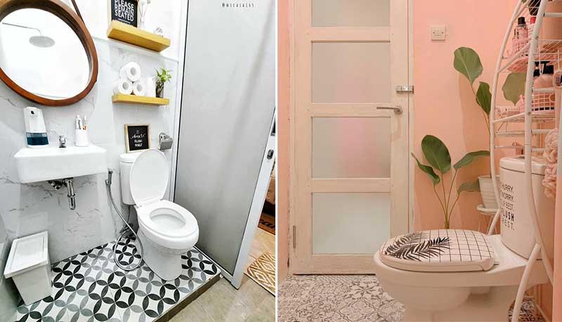 Percantik Toilet, Jaga Kebersihan