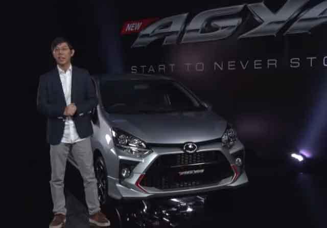 Toyota New Agya Meluncur, Ini Harganya