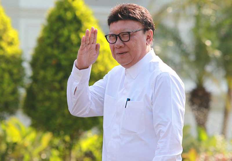 Menteri Tjahjo Tunda Tes SKB CPNS