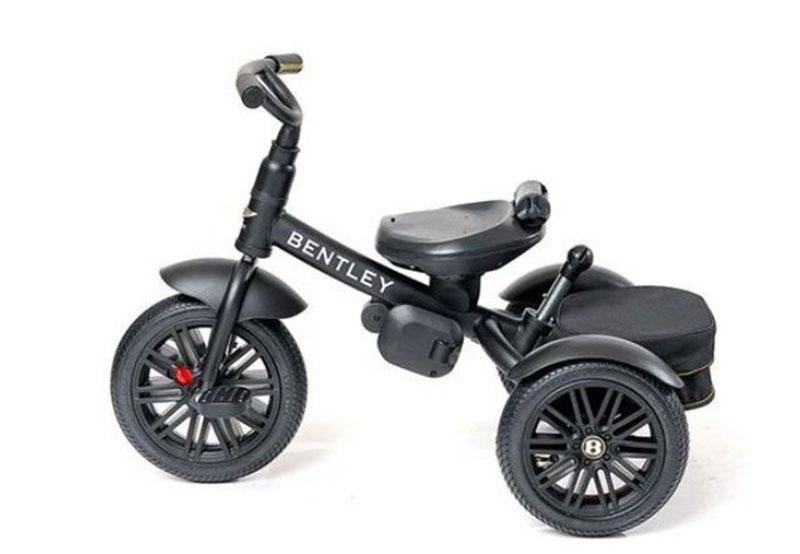 Bentley Hadirkan Sepeda Roda Tiga Centennial 6 in 1