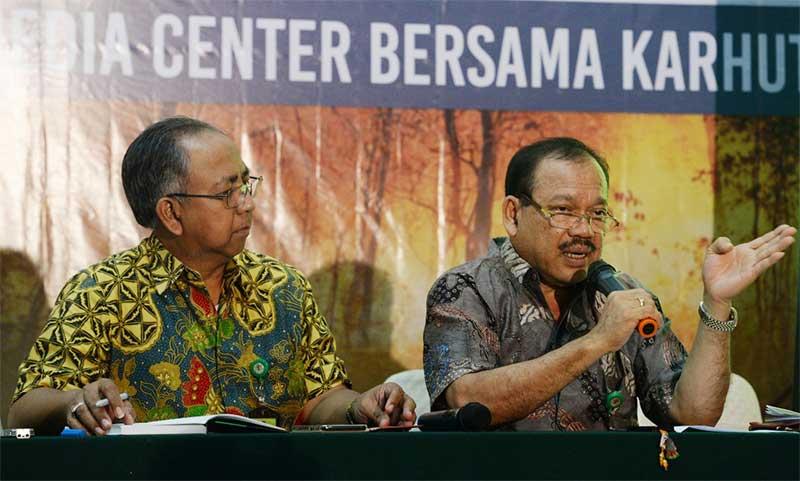 Tindak Tegas Kejahatan Karhutla, KLHK Rilis 64 Perusahaan dan Sidik Delapan Korporasi