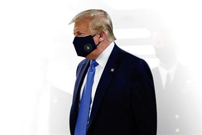 Di Rumah Sakit Lebih Baik Pakai Masker