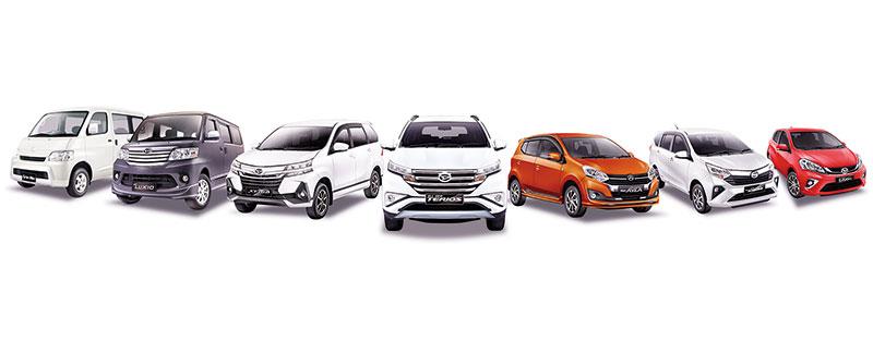 Daihatsu Tetap Jaga Pasar Ritel 17,8 Persen Hingga Februari 2020