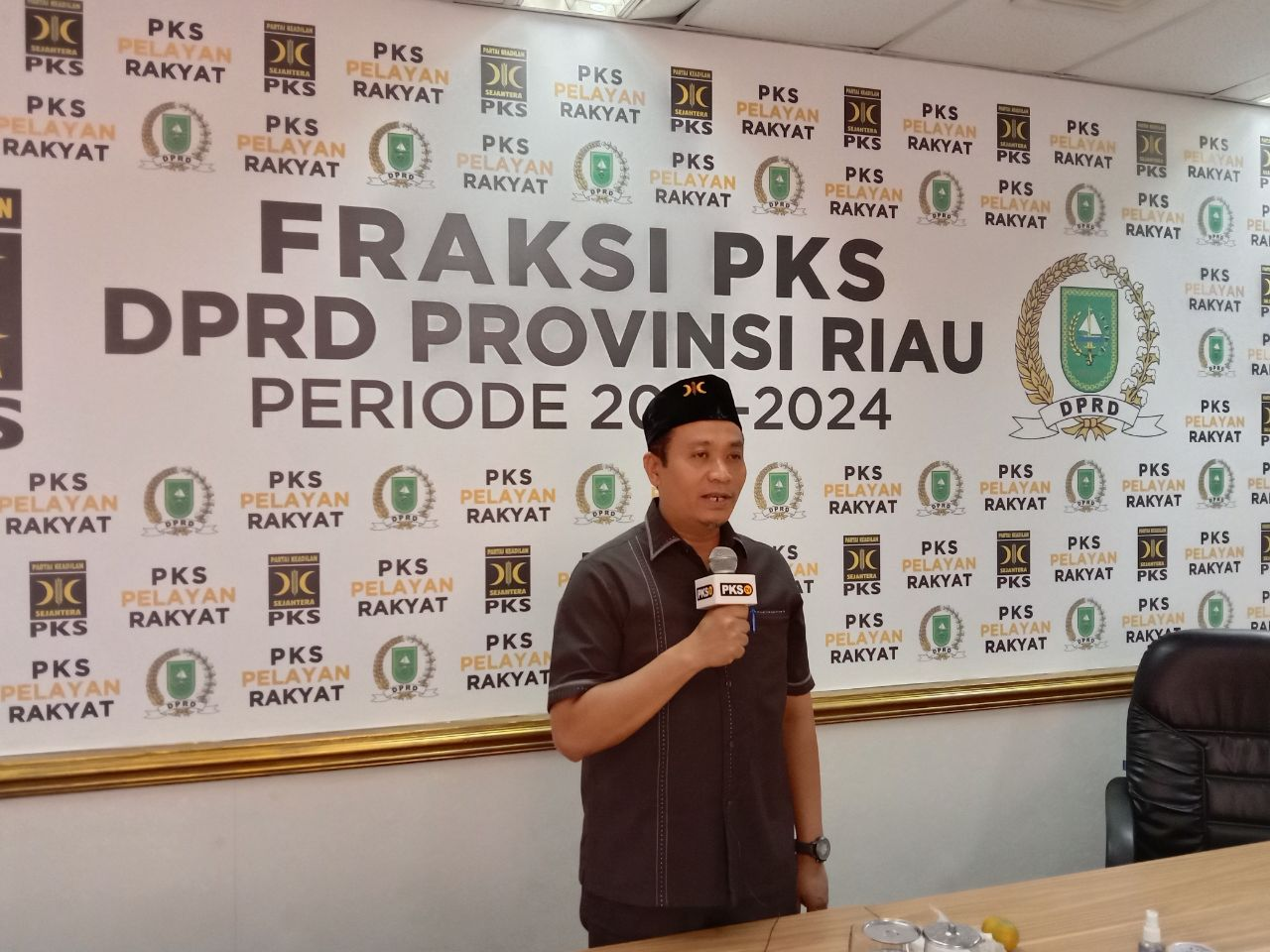 F-PKS DPRD Riau Kembali Adakan Lomba Baca Kitab Kuning