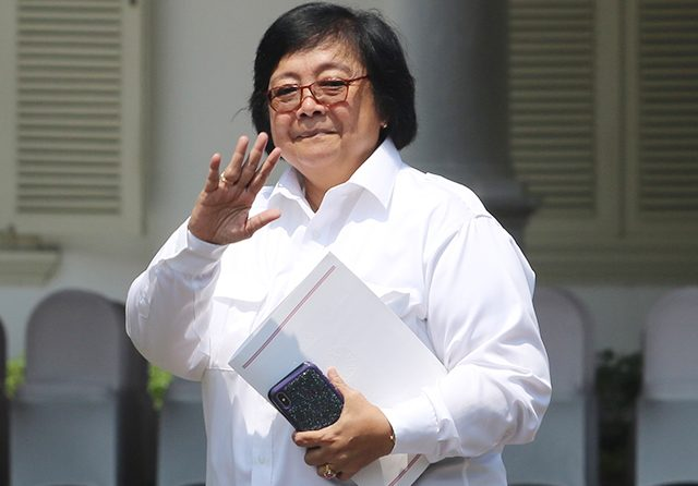 KLHK Borong Panen Petani untuk Disalurkan ke Tenaga Medis Covid-19