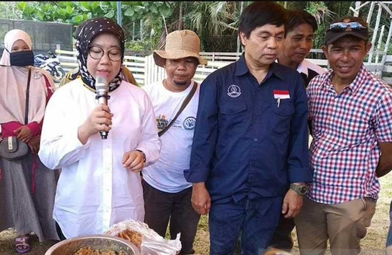 Nasi Sagu Rempah Dipercaya Bisa Tangkal Virus Corona