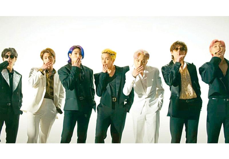 Big Hit Bantah Lagu Butter Milik BTS Langgar Hak Cipta