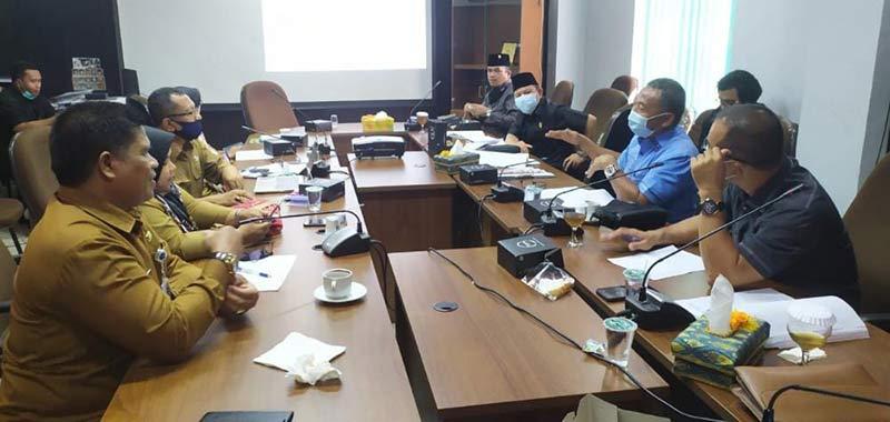Komisi IV Telaah Anggaran DLHK