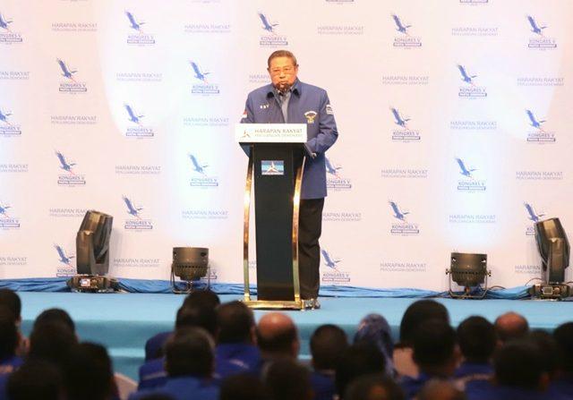 SBY: Karena Corona, Kongres PD Dilaksanakan Sederhana