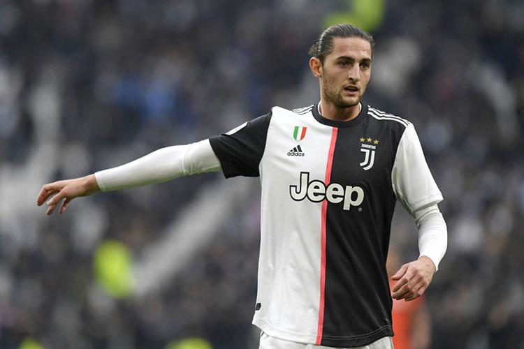 Rabiot Mantapkan Hati Tinggalkan Juventus