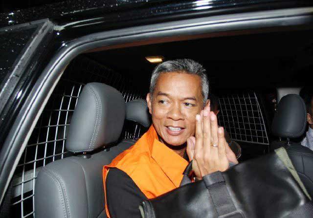 Resmi Ditahan KPK, Wahyu Setiawan Mundur Sebagai Komisioner KPU