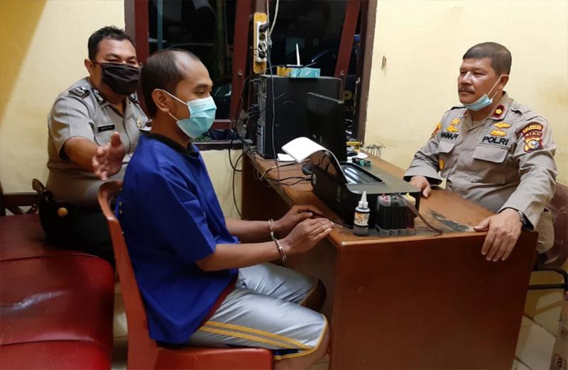 Terlibat Penggelapan Motor, Wartawan Gadungan Terjerat Pidana