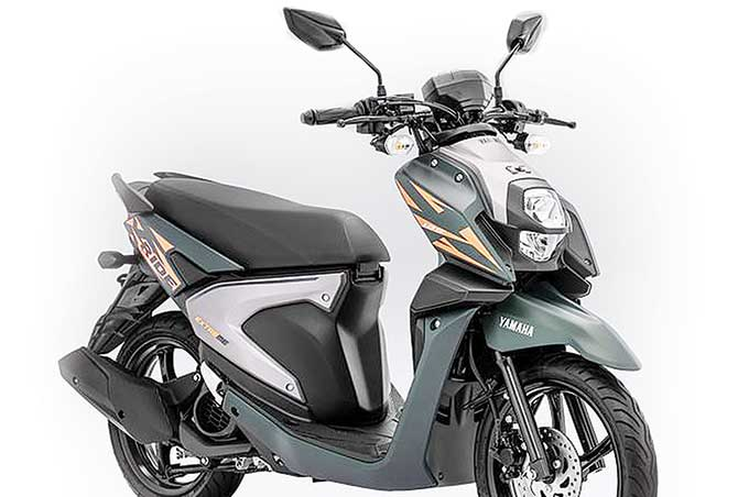 Anniversary X-Ride, Yamaha Berikan Bonus untuk Konsumen