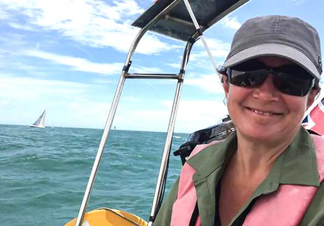 Hanyut 37 Jam di Laut, Khushila Stein Selamat berkat Permen