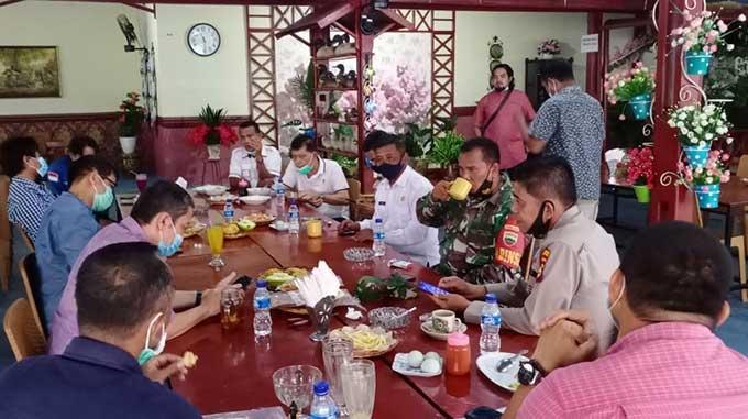 PT CPI Janji Perbaiki Kerusakan Jalan Provinsi