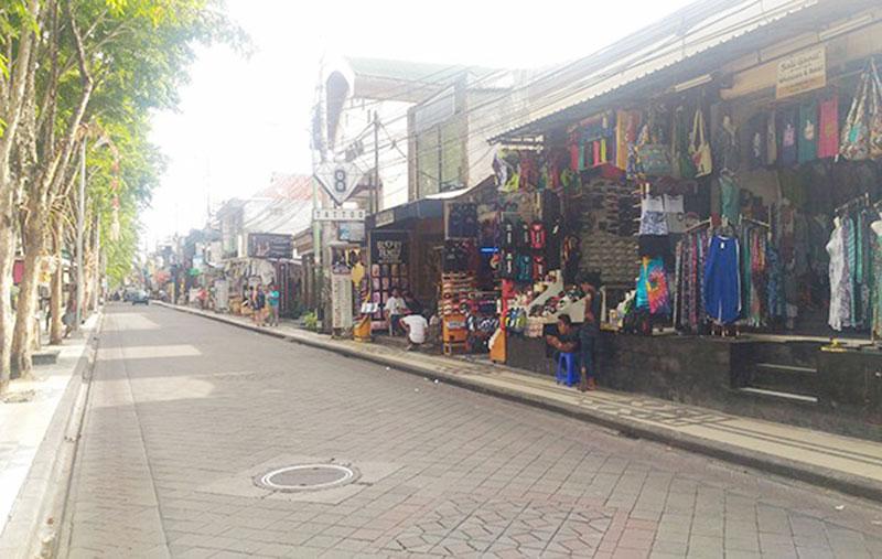 Pariwisata Bali Lumpuh karena Virus Corona