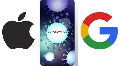 Covid-19 Bawa Berkah Bagi Google dan Apple