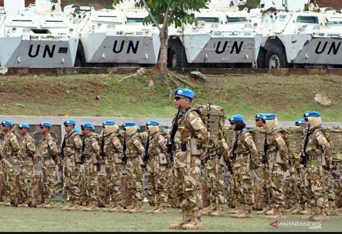 Desak PBB Kirim Pasukan Perdamaian
