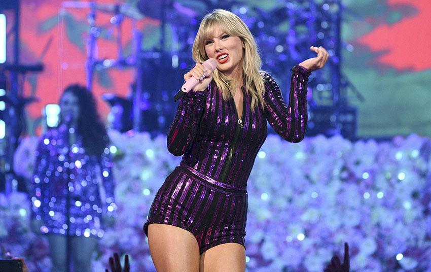 Taylor Swift Bantu Banyak Pihak di Tengah Wabah Corona